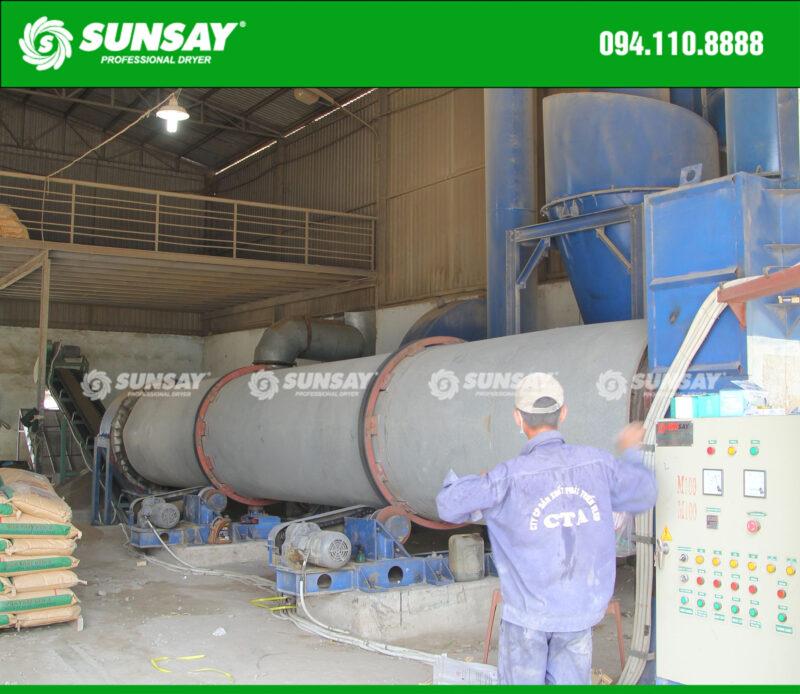Dây chuyền sản xuất vữa khô Kỹ Nghệ Xanh