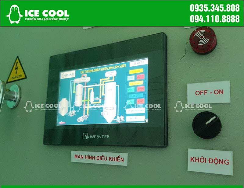 Màn hình điều khiển máy đá viên ICE COOL