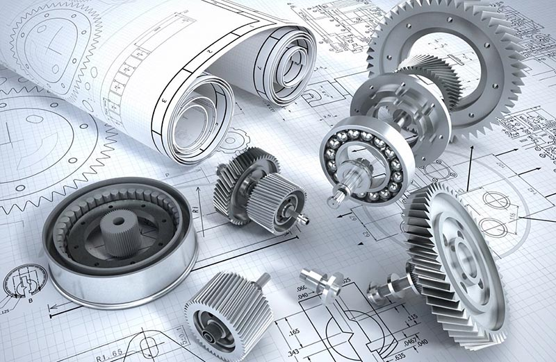 Thiết kế cơ khí chế tạo máy
