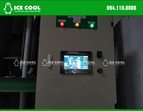 Tủ điện máy đá viên 3 Tấn