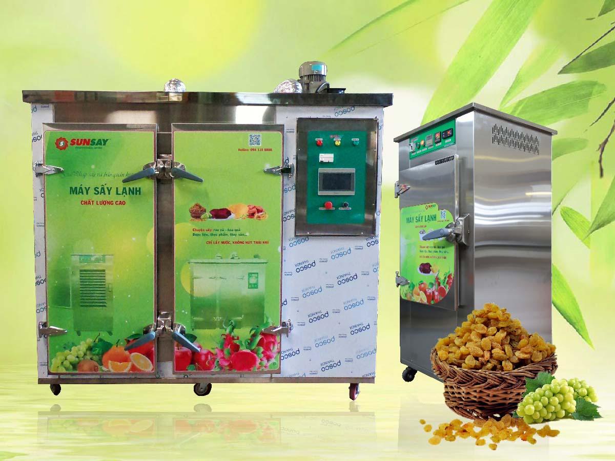 Tại sao nên sử dụng máy sấy thực phẩm công nghiệp?