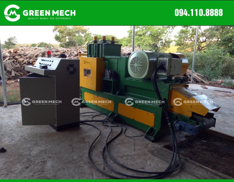 Máy nghiền mùn cưa GM-400SM