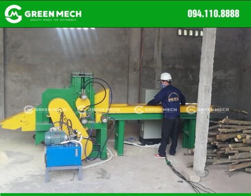 Máy nghiền mùn cưa GM-150SM