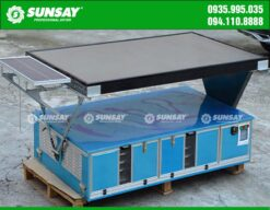 Máy sấy năng lượng mặt trời mini