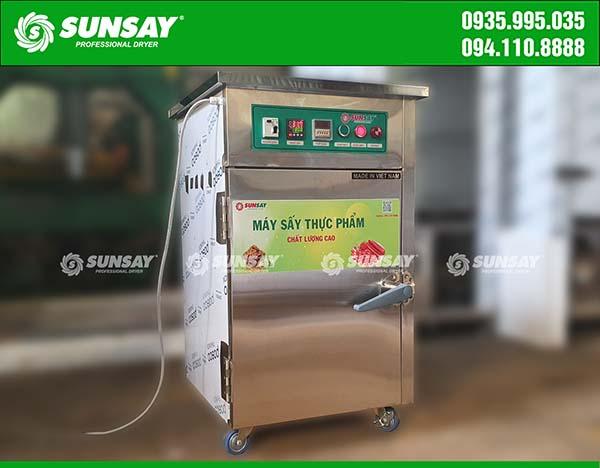 Máy sấy thực phẩm 50 kg chất lượng cao