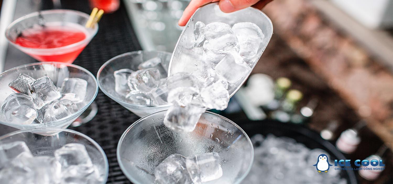 Nước đá viên tinh khiết ICE COOL