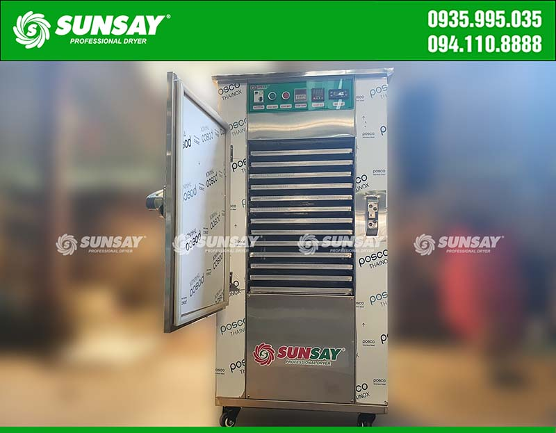 Máy sấy lạnh tại Quảng Nam