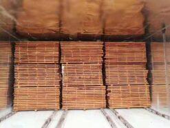 Lò sấy gỗ công nghiệp