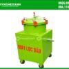 Máy lọc dầu thực vật