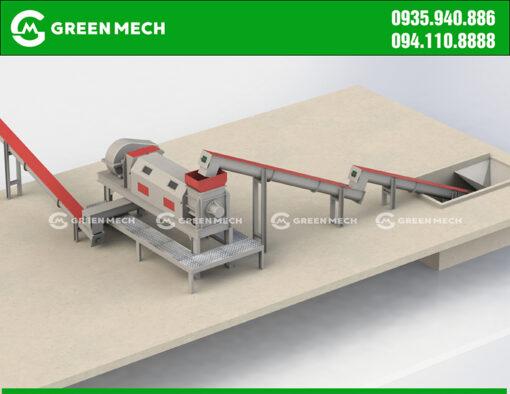 Thiết kế hệ thống ép nước công nghiệp