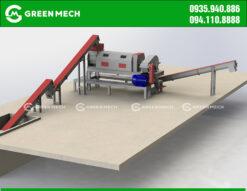 Thiết kế hệ thống máy ép nước công nghiệp