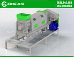 Thiết kế máy ép nước rau củ quả